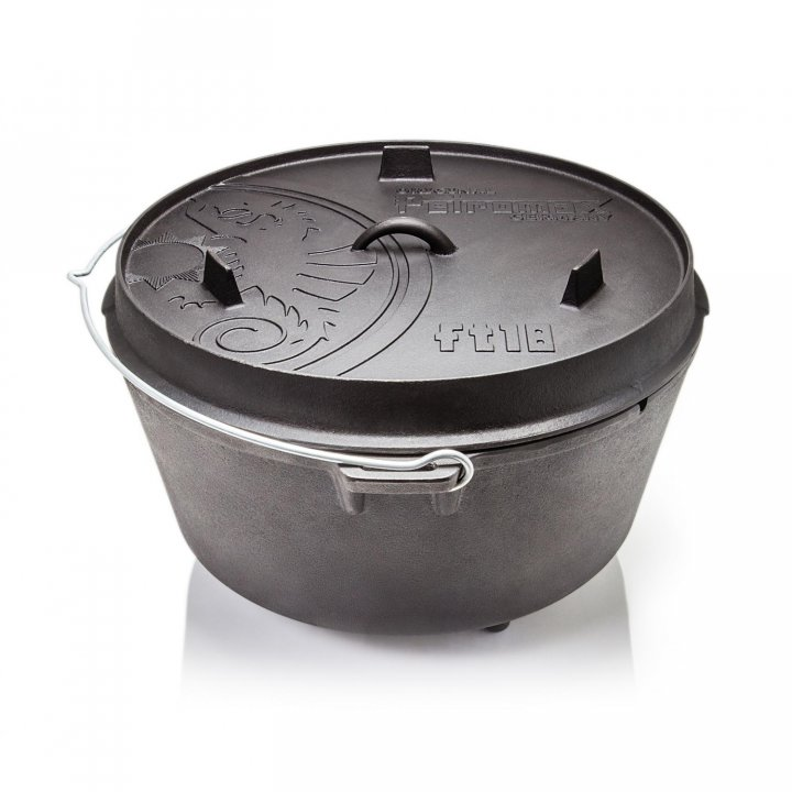 Petromax Feuertopf ft18 Dutch Oven 2