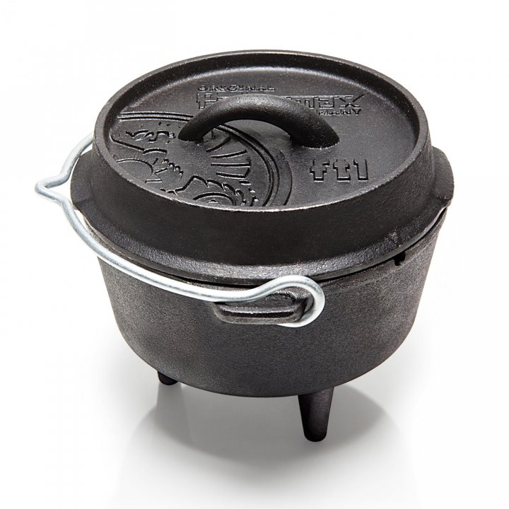 Petromax Feuertopf ft1 Dutch Oven 2