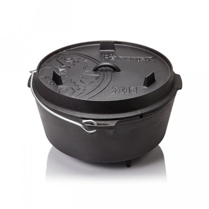 Petromax Feuertopf ft12 Dutch Oven 2