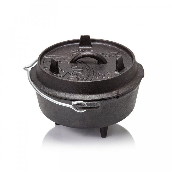 Petromax Feuertopf ft3 Dutch Oven 2