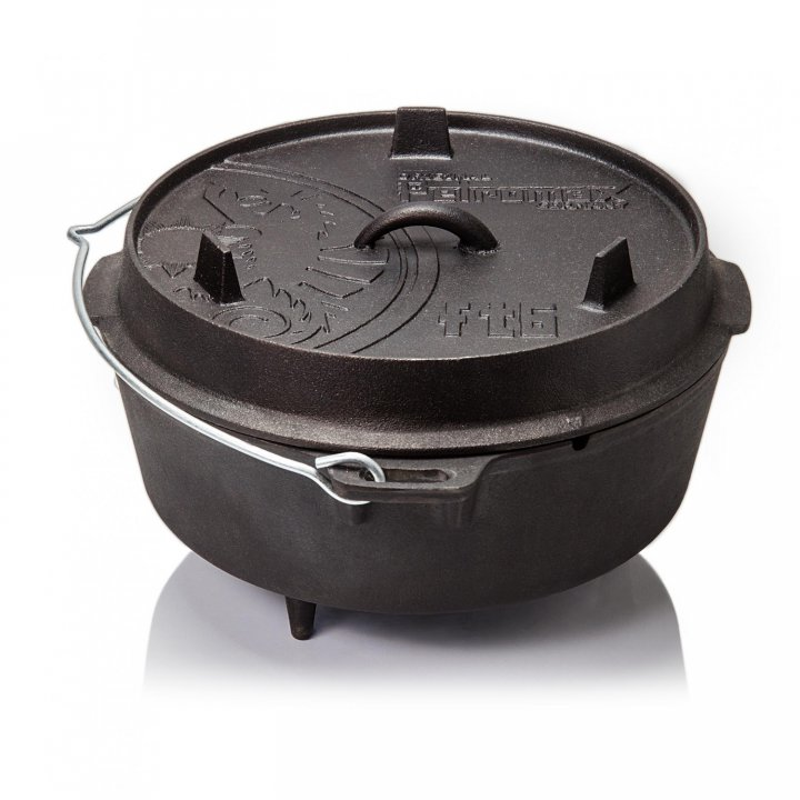 Petromax Feuertopf ft6 Dutch Oven 2