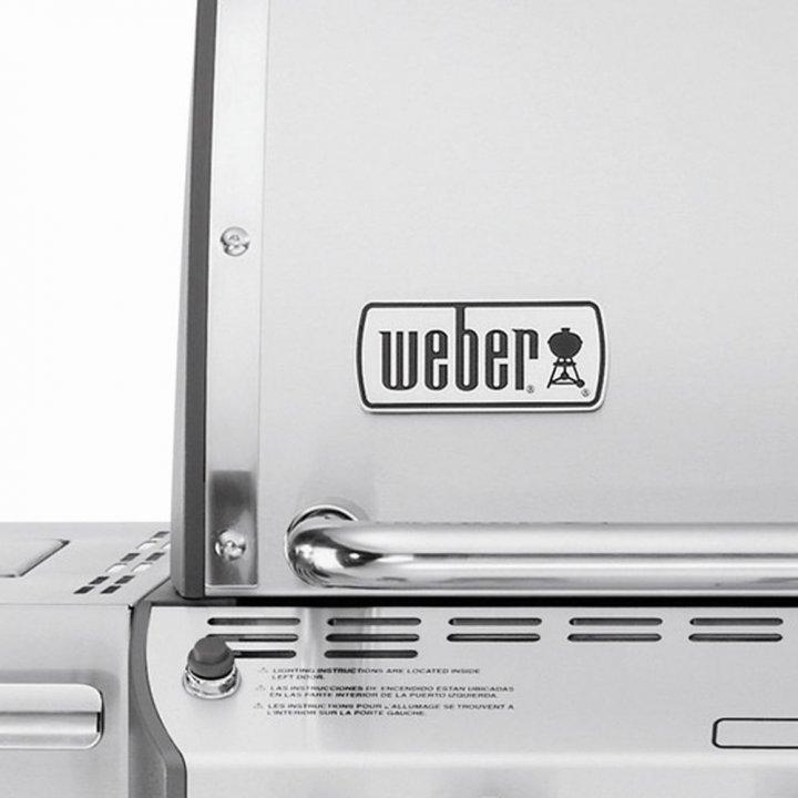 Weber Edelstahl-Reiniger 2
