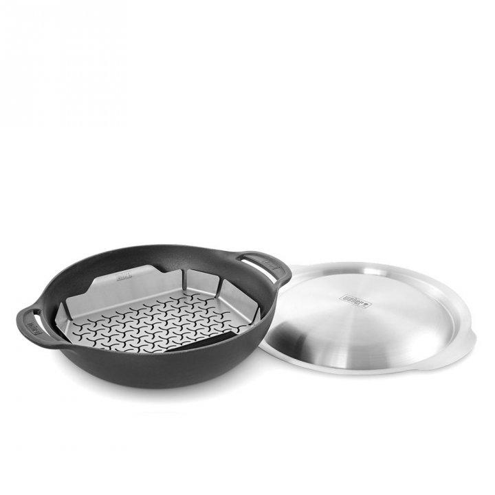 Weber Wokeinsatz - Gourmet BBQ System 2