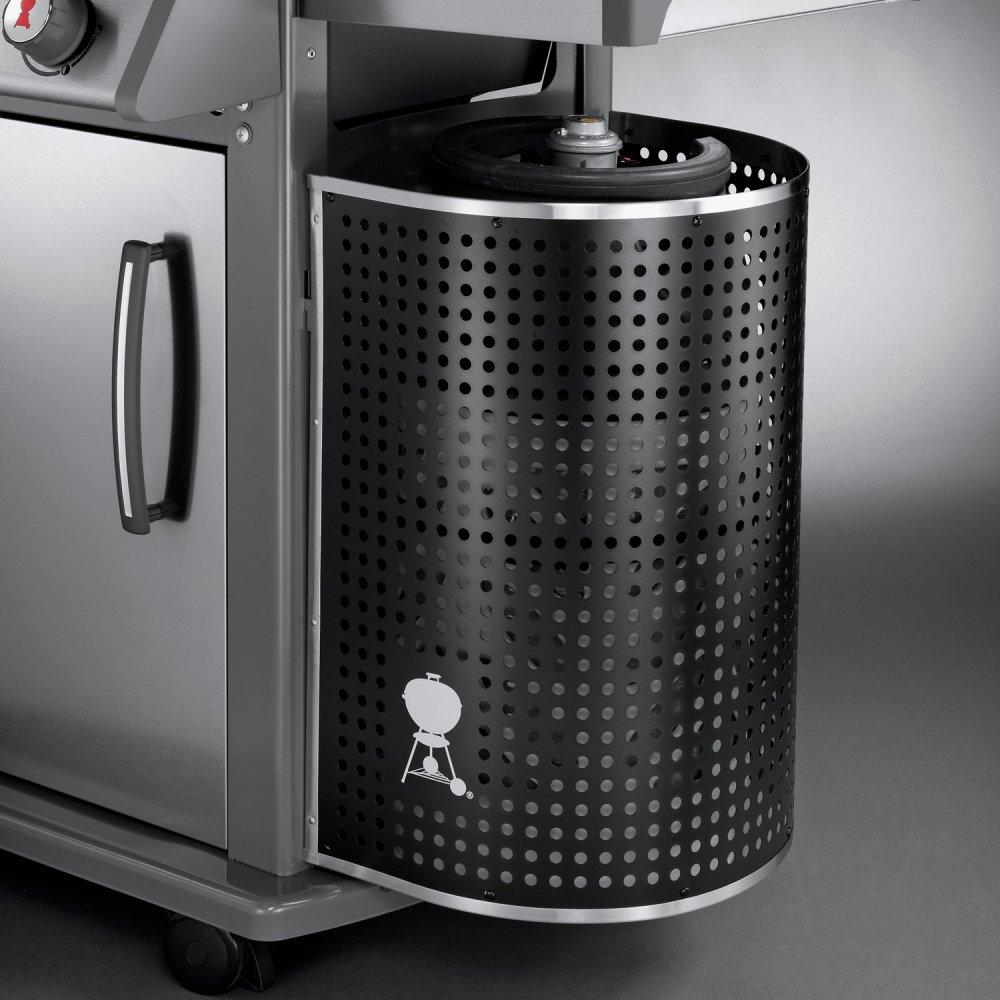 weber gasgrill spirit s 320 gbs premium edelstahl. Black Bedroom Furniture Sets. Home Design Ideas