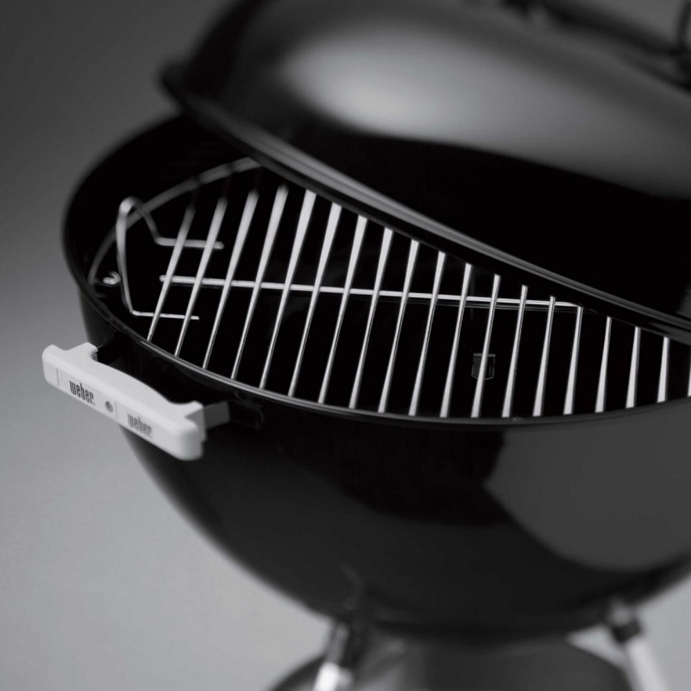 weber original kettle 57 cm black g nstig kaufen weststyle. Black Bedroom Furniture Sets. Home Design Ideas