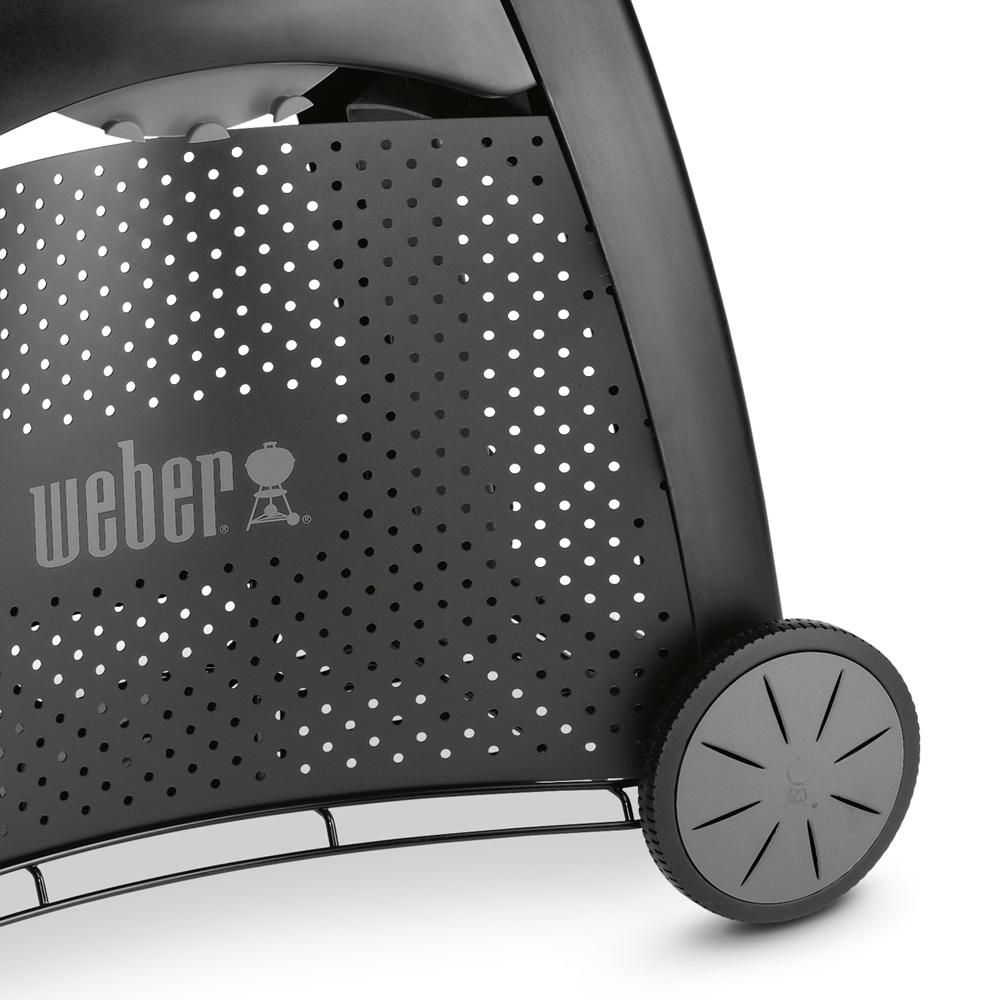 weber gasgrill q 3200 blackline g nstig kaufen weststyle. Black Bedroom Furniture Sets. Home Design Ideas