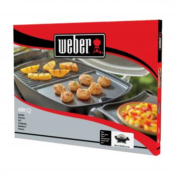 Weber Grillplatte für Q 1000/1200/1400