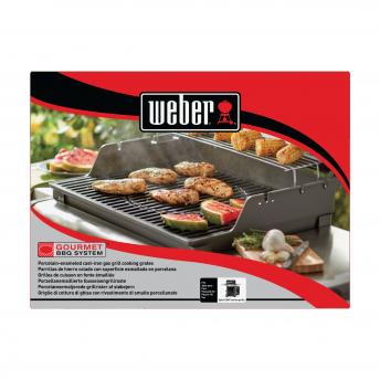 Weber Grillrost Spirit 300 Serie - Gourmet BBQ System, gusseisen