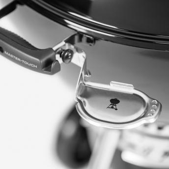 Weber Master Touch GBS C-5750, 57 cm, Smoke Grey 2021