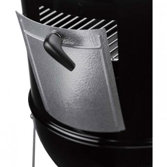 Weber Smokey Mountain Cooker 57 cm + inklusive Abdeckhaube