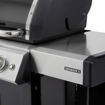 Weber Gasgrill Genesis II EX-315 GBS, Black 2021