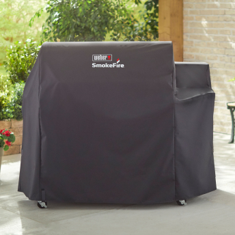 Weber Abdeckhaube Premium SmokeFire EX6