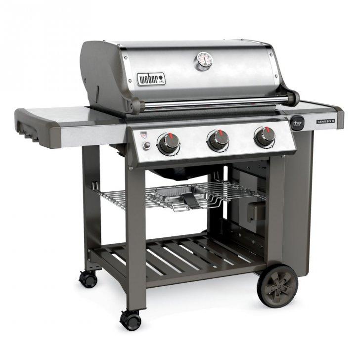 Weber Genesis II S-310 GBS, Edelstahl 2019 3