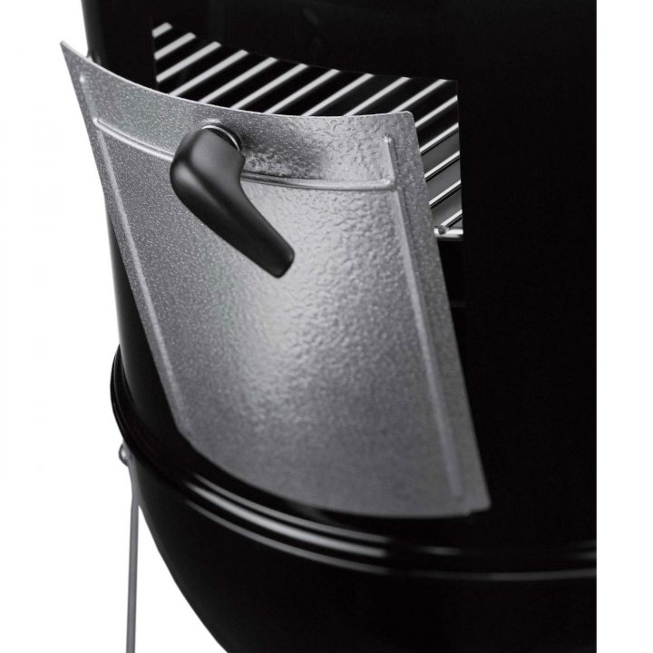 Weber Smokey Mountain Cooker 57 cm + gratis Abdeckhaube 3