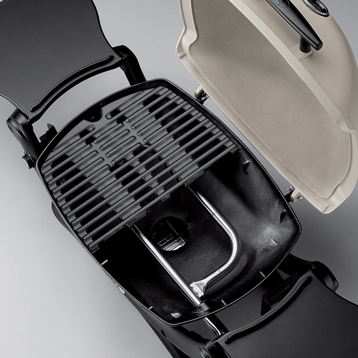 Weber Gasgrill Q 1200 Mobil, Blackline 3
