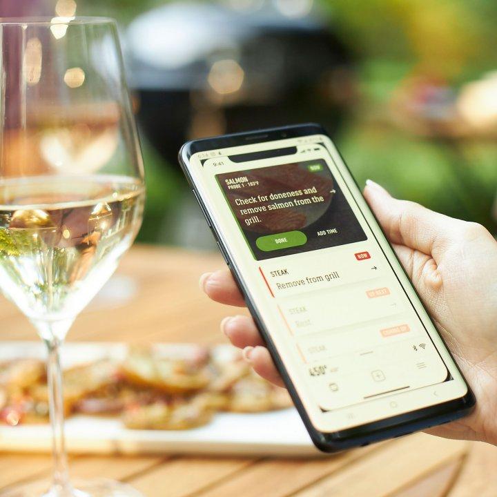 Weber Connect Smart Grilling Hub 3