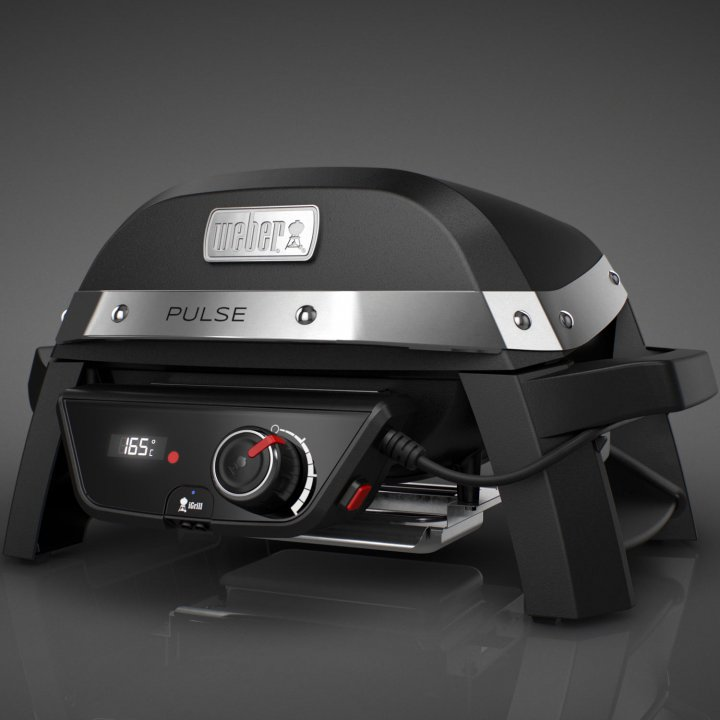 Weber Pulse 1000 Stand 3