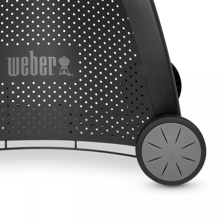 weber gasgrill q 2200 station blackline g nstig kaufen weststyle. Black Bedroom Furniture Sets. Home Design Ideas