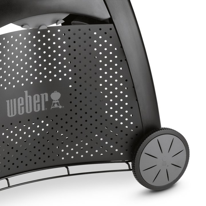 Weber Gasgrill Q 3200, Blackline 3