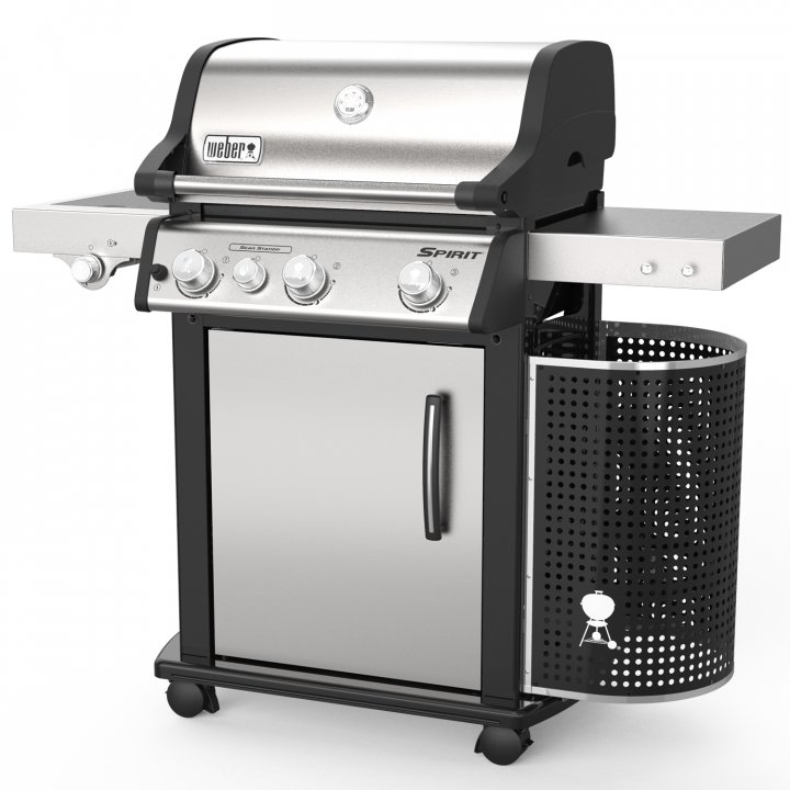 Weber Spirit SP-335 Premium GBS, Limited Edition 3