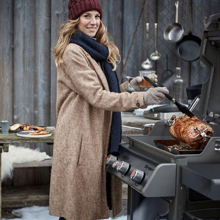 Weihnachtsgans vom Weber Grill (15.12.18) um 11 Uhr 3
