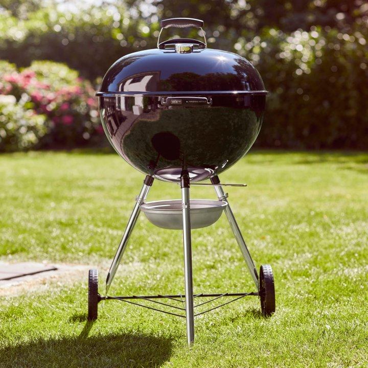 Weber Original Kettle E-5710, 57 cm, Black 4