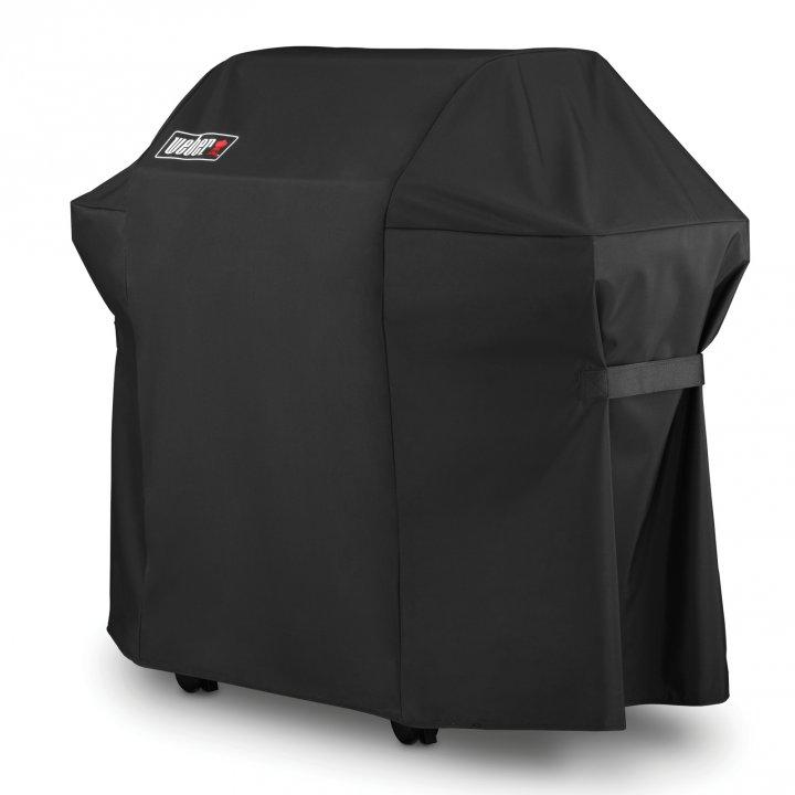 Weber Gasgrill Spirit S 320, GBS Premium, gratis Abdeckhaube 3