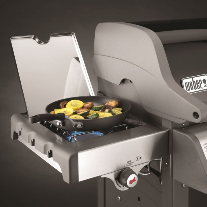 Weber Gasgrill Spirit EP-335 Premium GBS, Limited Edition 4