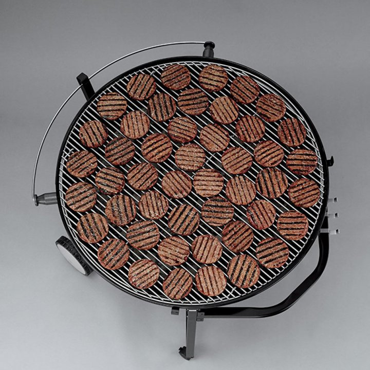 weber ranch kettle 96 cm ausstellungsst ck g nstig kaufen weststyle. Black Bedroom Furniture Sets. Home Design Ideas