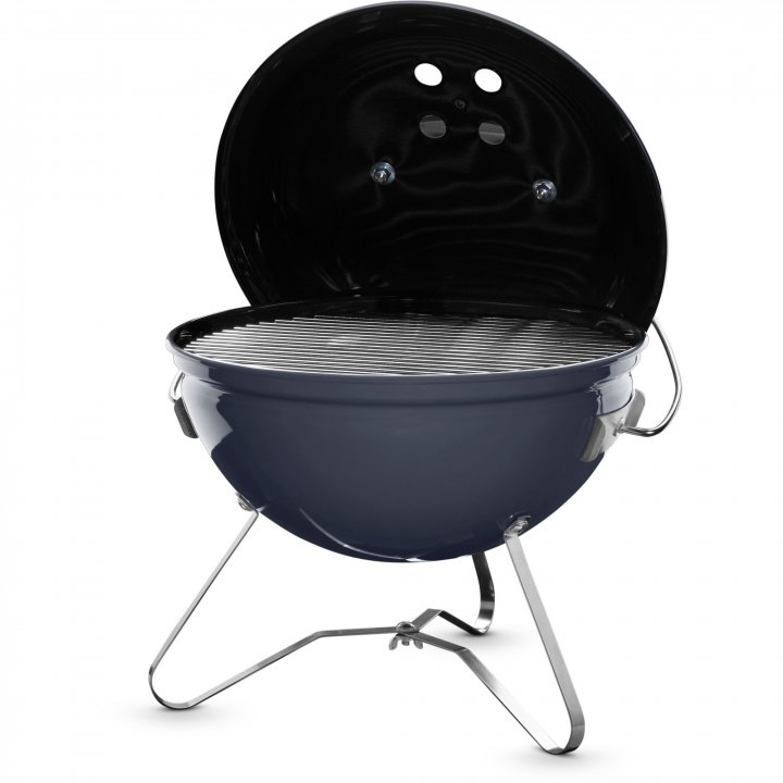Weber Smokey Joe Premium, 37 cm, Slate Blue 4