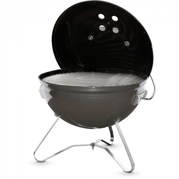 Weber Smokey Joe Premium, 37 cm, Smoke Grey 4