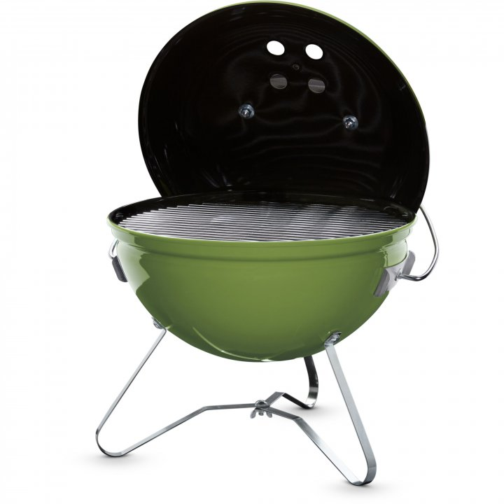 Weber Smokey Joe Premium 37 cm, Spring Green 4