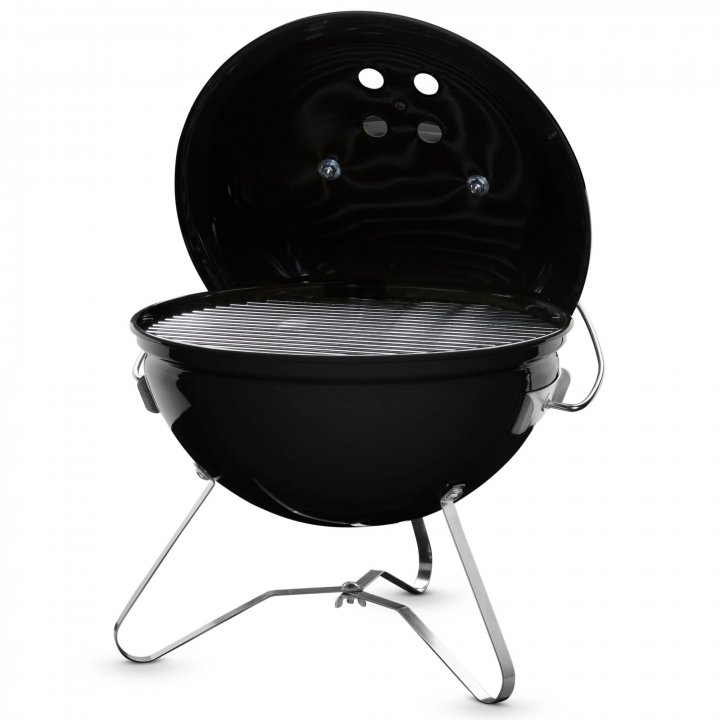 Weber Smokey Joe Premium 37 cm, Black 4