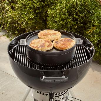 Weber Dutch Oven & Pfanne 2in1 - Gourmet BBQ System