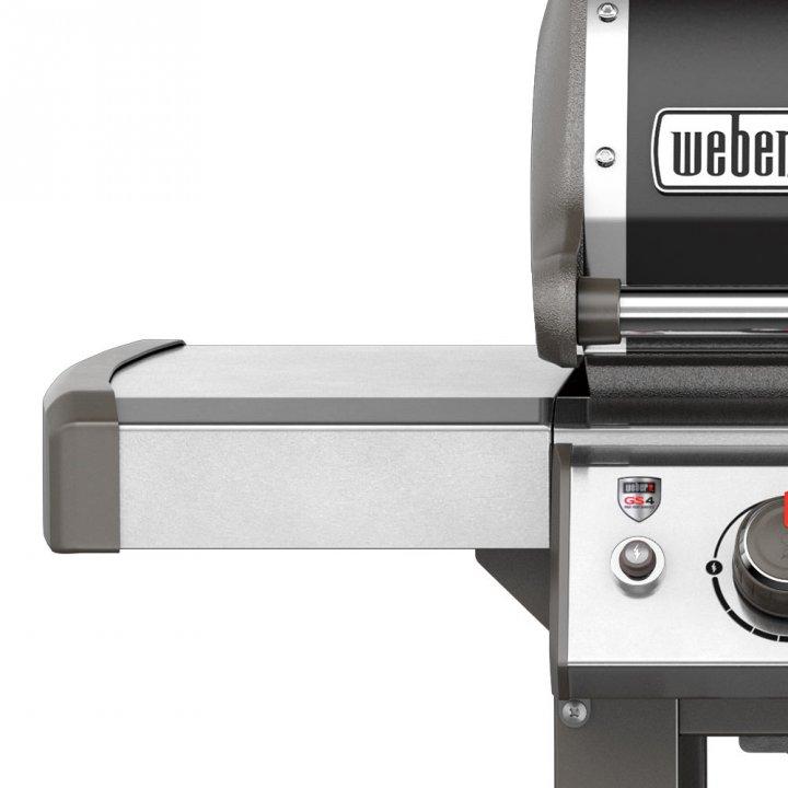 Weber Genesis II E-310 GBS, Black 5