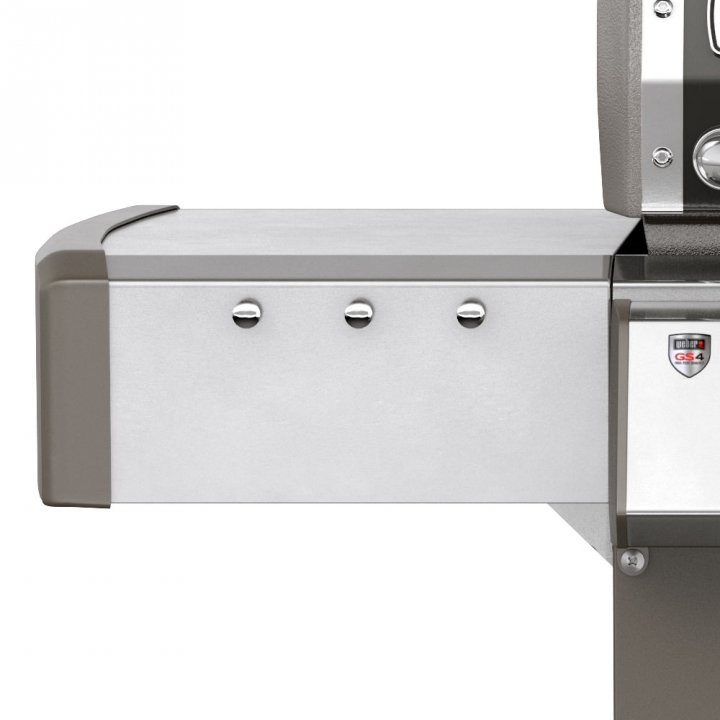 Weber Gasgrill Genesis ® II LX E-240™ GBS™, Black 5