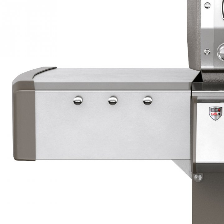 Weber Gasgrill Genesis ® II LX S-640™ GBS™, Edelstahl 5