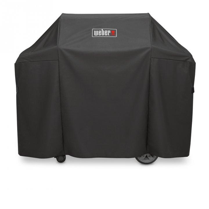 Weber Genesis II LX S-440 GBS, Edelstahl + Weststyle Edition 5