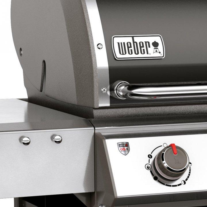 Weber Gasgrill Genesis ® II LX E-340™ GBS™, Black 6
