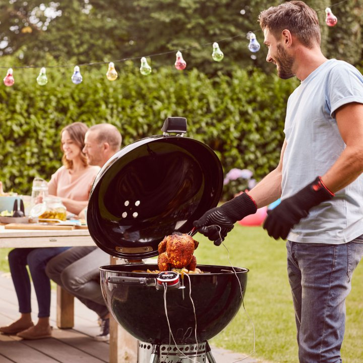 Weber Master Touch GBS Premium SE E-5775, 57 cm + Weststyle Edition 7
