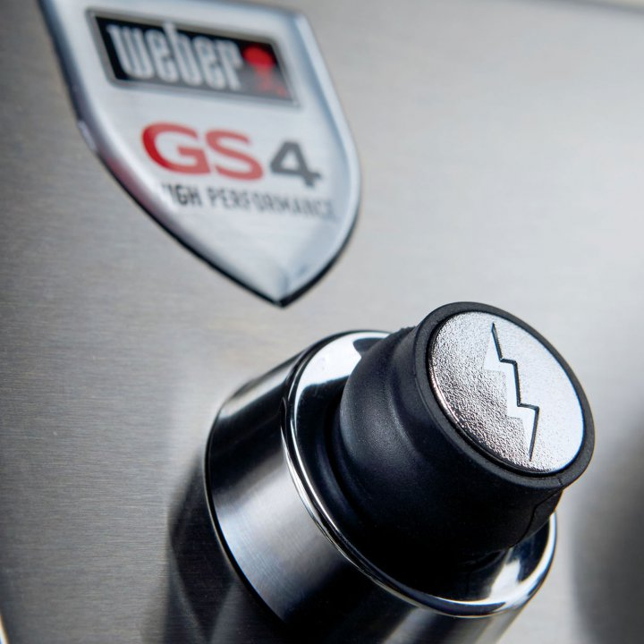 Weber Gasgrill Genesis II S-310 GBS, Edelstahl 7