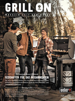 Weber Grill On Magazin 2017