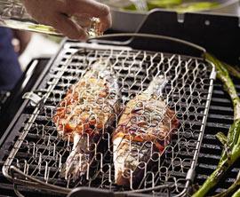 Weber Elektrogrill Buch : Grillrezepte fisch ▷ optimiert für weber grills ▷ weststyle