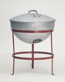 Der erste Weber Grill
