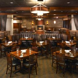 Weber Restaurant Speiseraum