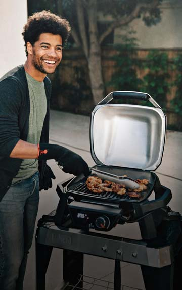 Weber Pulse Grill