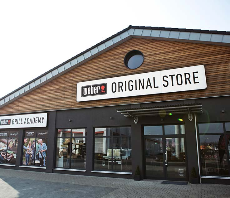 Weber Store