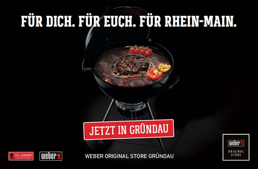 Weber Original Store Rhein-Main